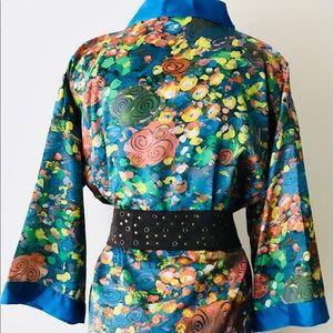 Giorgio Beverly Hills Jackets & Coats - Rare GIORGIO BEVERLY HILLS Vintage KIMONO Jacket